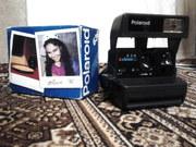 Polaroid 600 Plus