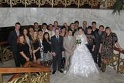 свадебное платье с аксесуарами