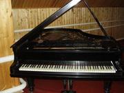 антикварный рояль в хорошем состоянии